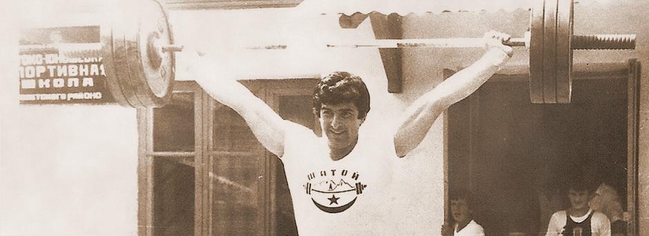 Турнир посвященный Бауду Ахмадову, 1990г.