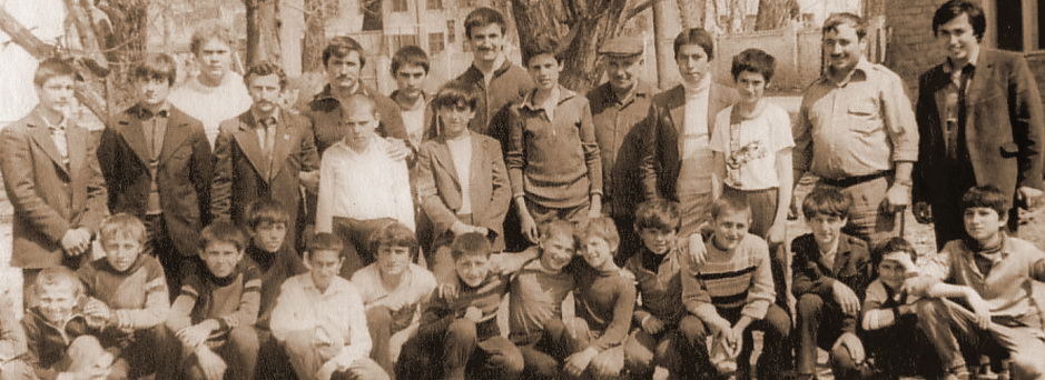 Турнир по тяжелой атлетике, 1985г.
