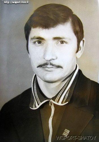 Бауд Ахмадов в начале 70-х.